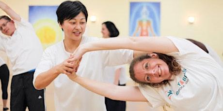 {1st Class FREE} Body & Brain Yoga Tai Chi Class tickets
