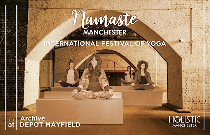 Holistic Manchester - International Festival of Yoga image