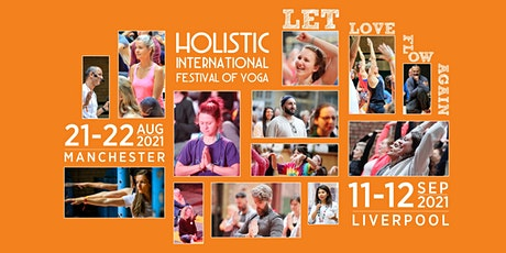 Holistic Liverpool - International Festival of Yoga tickets