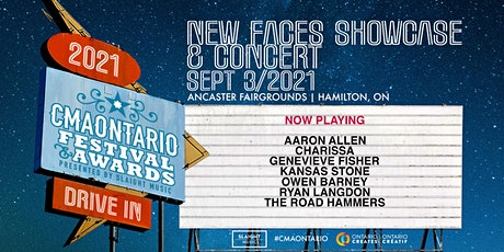 CMAOntario Festival - New Faces Drive-In Concert tickets