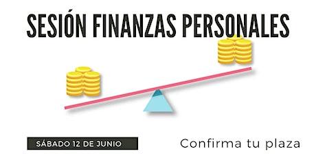 Curso: Finanzas personales entradas