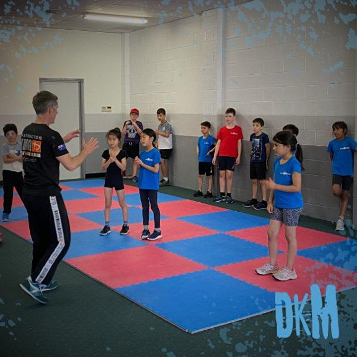 Be Your Own Hero - Self Protection Holiday Camp for Kids image