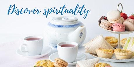 Discover Spirituality High Tea tickets