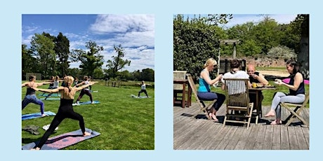 Monthly Yoga Brunch tickets