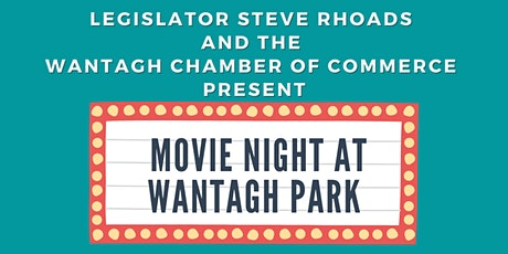 Movie Night at Wantagh Park - Happy Gilmore - Free Family Fun! tickets