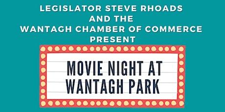 Movie Night at Wantagh Park - Star Wars (1977) - Free Family Fun! tickets