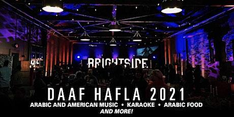 DAAF HAFLA 2021 tickets