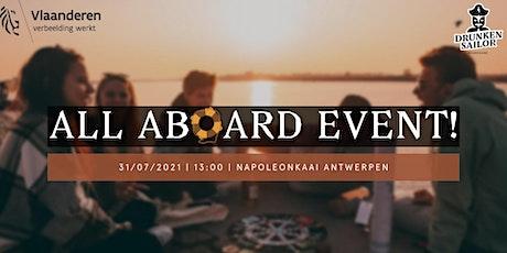 All Aboard Event! billets