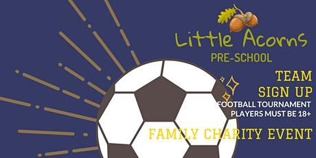 Charity 5-A-Side Football Tournament tickets