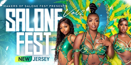 SALONE FEST is back!  tickets