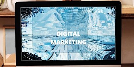 Beyond annoying ads: useful ideas from digital marketing - SM-ITAM SG tickets