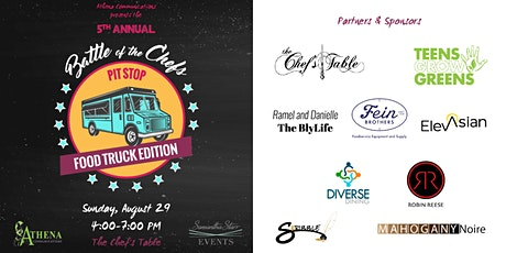 Battle of the Chefs 2021 - Pit Stop, Food Truck Edition tickets