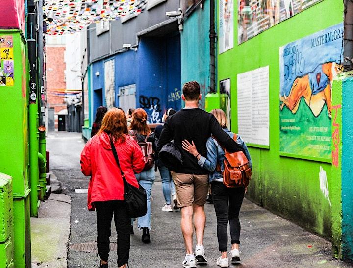Dublin True Crime Tour (2nd August 5pm) image