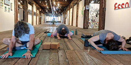 Yoga at BWAC - August 7, 2021 tickets