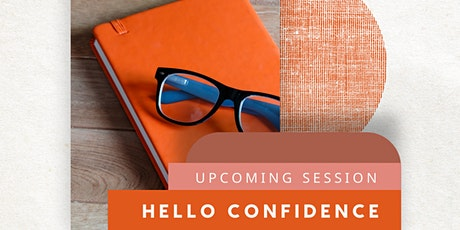 Hello Confidence Wellbeing Journaling Session - 9AM tickets