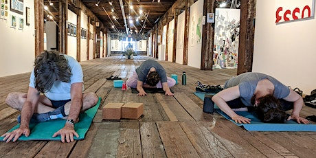 Yoga at BWAC - August 14, 2021 tickets