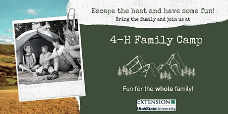 4-H Family Camp tickets