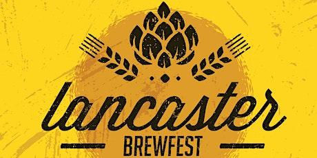 Lancaster BrewFest 2021 tickets