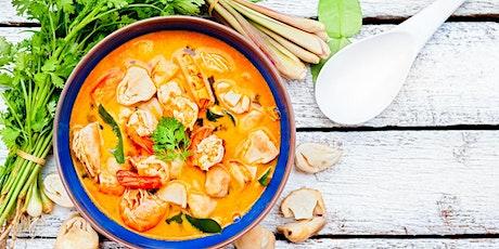 Thai  food night! tickets