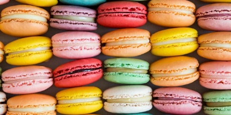 In-Person Class: Classic French Macarons (San Diego) tickets