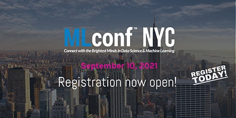 MLconf NYC 2021 tickets