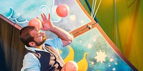 Arts Alive - Circus Juggling - Session 1 starts 10am tickets