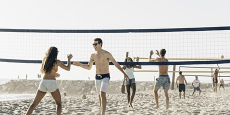 Let's play Volleyball at South Beach (Beginners and Intermediate) tickets