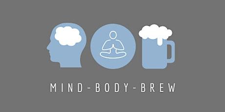 Mind Body & Brew Yoga at Small Pockets Farm tickets