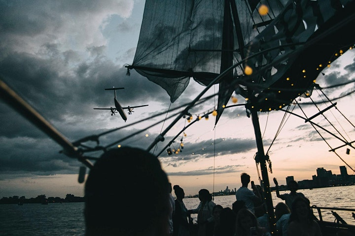 R&B Concert on a Pirate Ship image