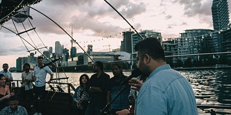 R&B Concert on a Pirate Ship tickets