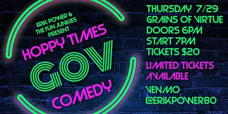 Erik Power & The Fun Junkies present Hoppy Times tickets