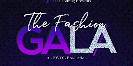 The Fashion Gala tickets