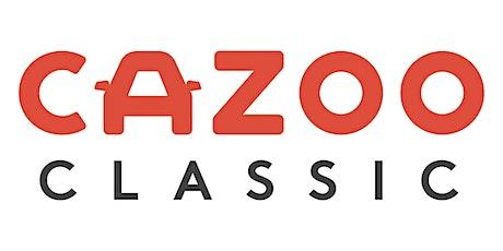CAZOO CLASSIC 2021 tickets
