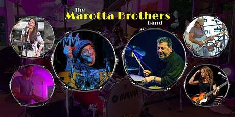 The Marotta Brothers Band featuring Jerry & Rick Marotta tickets