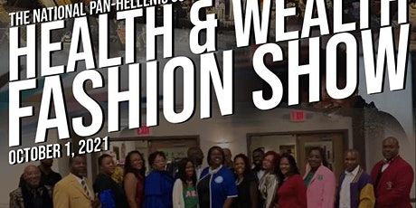 Central DE NPHC Health & Wealth Fashion Show tickets