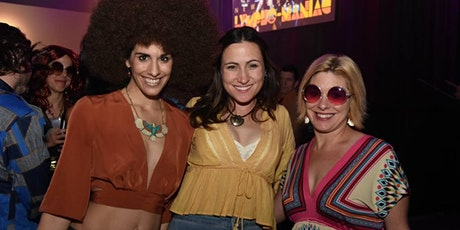 15th Annual Lympho-Maniac 70s Party tickets