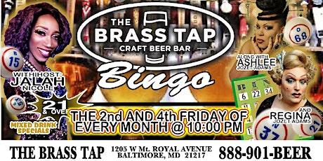 Drag  Queen Bingo Brass Tap Baltimore - 2nd Friday Edition tickets