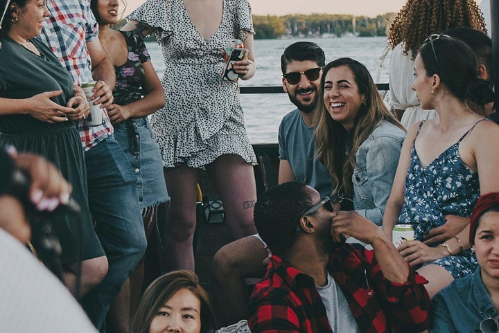 Intimate R&B Concert on a Pirate Ship image