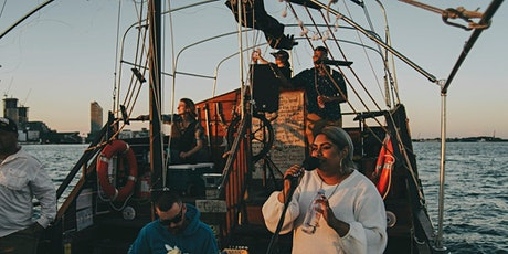 Intimate R&B Concert on a Pirate Ship tickets