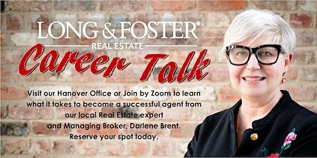 Long & Foster- Real Estate Career Talk tickets