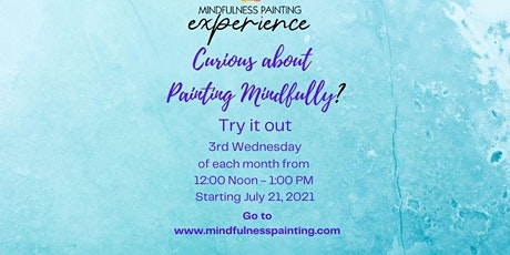 A Taste of Mindfulness Painting Experience tickets