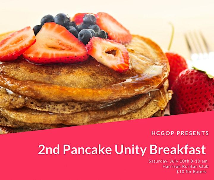 2nd HCGOP Unity Pancake Breakfast image