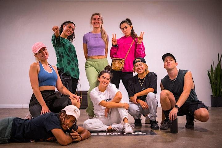 Beginners Hip Hop Dance Class! image