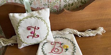 Heirloom Workshop Series: Embroidery tickets
