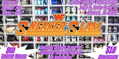 SneakerSlam tickets