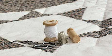 Heirloom Workshop Series: Sewing tickets