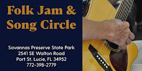 Folk Jam and Song Circle tickets