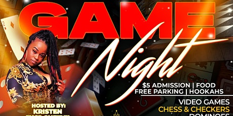 Game Night Hosted by KC entradas