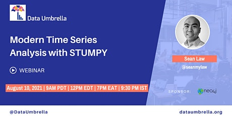 Modern Time Series Analysis with STUMPY tickets