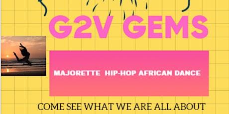 G2V GEMS DANCE INTRODUCTION/WORKSHOP tickets